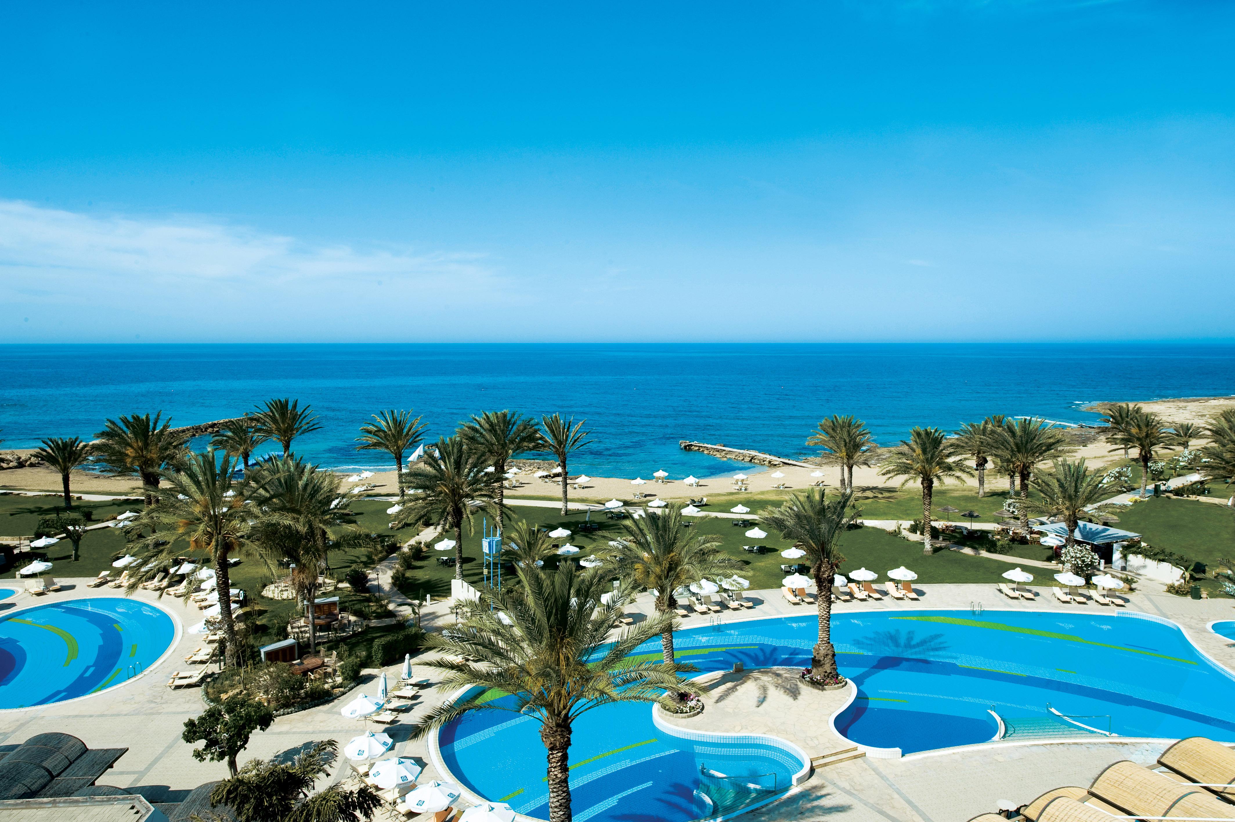 Constantinou Beach Hotel Cyprus